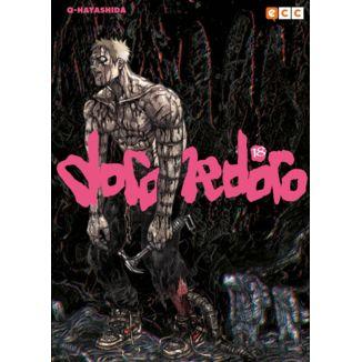 Dorohedoro #18 (Spanish) Manga Oficial ECC Ediciones