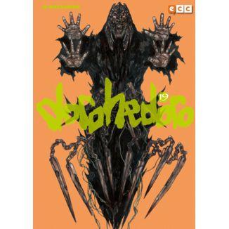 Dorohedoro #19 Manga Oficial ECC Ediciones