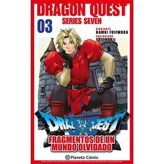 Dragon Quest VII: Fragmentos De Un Mundo Olvidado #03 Manga Oficial Planeta Comic