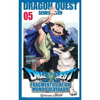 Dragon Quest VII: Fragmentos De Un Mundo Olvidado #05 Manga Oficial Planeta Comic (spanish)