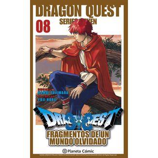 Dragon Quest VII Fragmentos De Un Mundo Olvidado #08 Manga Oficial Planeta Comic