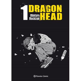 Dragon Head #01 Manga Oficial Planeta Comic (spanish)