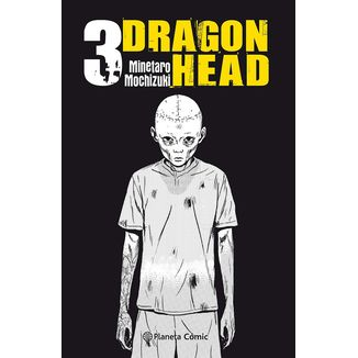 Dragon Head #03 Manga Oficial Planeta Comic