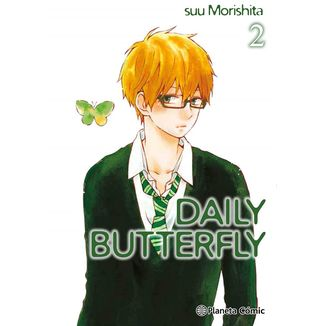 Daily Butterfly #02 Manga Oficial Planeta Comic (spanish)