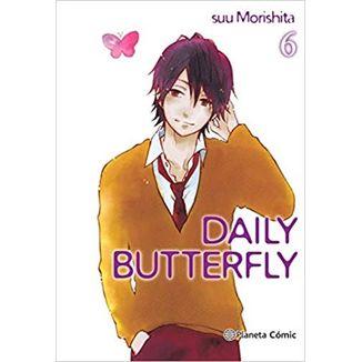 Daily Butterfly #06 Manga Oficial Planeta Comic (spanish)