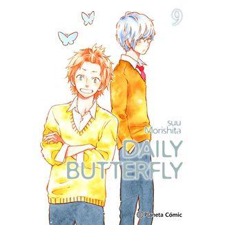 Daily Butterfly #09 Manga Oficial Planeta Comic