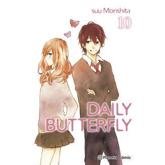 Daily Butterfly #10 Manga Oficial Planeta Comic (Spanish)