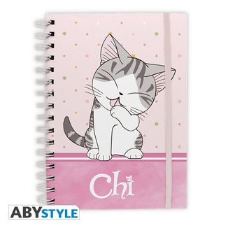 Chi Notebook - Chi's Sweet Home