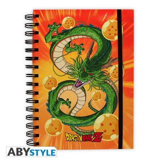Shen Long Notebook - Dragon Ball Z