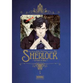 Sherlock - Estudio en rosa - Edición Deluxe