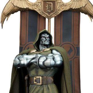 Estatua Doctor Doom Marvel Comics