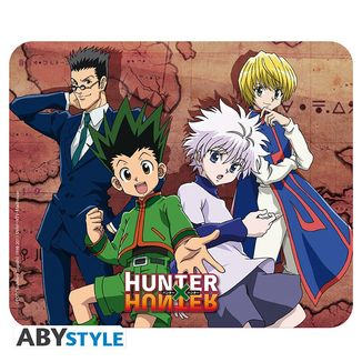 Gon & Killua Hunter x Hunter Mouse Pad