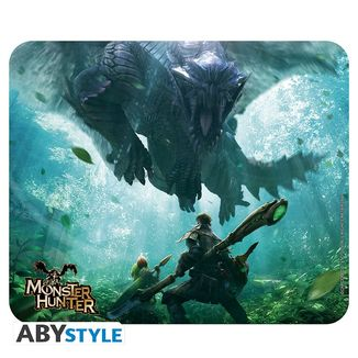 Hunters Mouse Pad Monster Hunter
