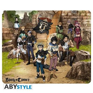 Group Mousepad Black Clover