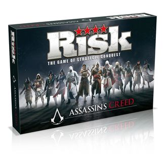 Assassin's Creed Board Game Risk *English Edition*