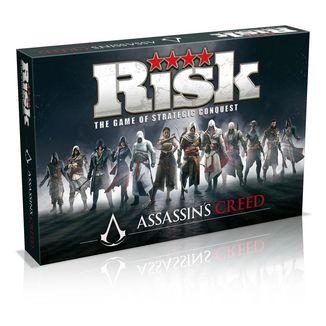 Assassin's Creed Juego de Mesa Risk *Edición Inglés*