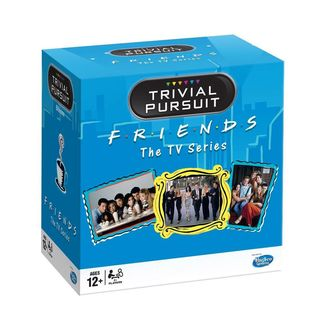 Friends Card Game Trivial Pursuit *English Edition*