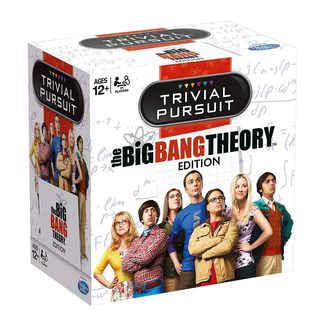 The Big Bang Theory Card Game Trivial Pursuit *English Edition*