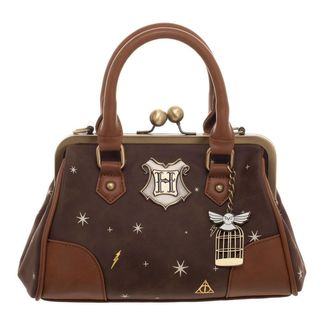 Bolso Kiss Lock Hogwarts Harry Potter