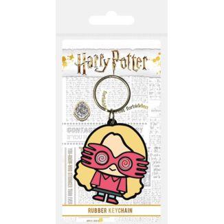 Keychain Chibi Luna Lovegood Harry Potter
