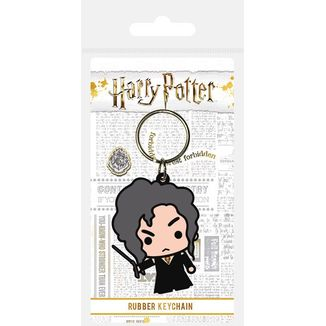Llavero Chibi Bellatrix Lestrange Harry Potter