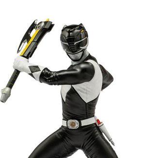 Estatua Black Ranger Power Rangers BDS Art Scale