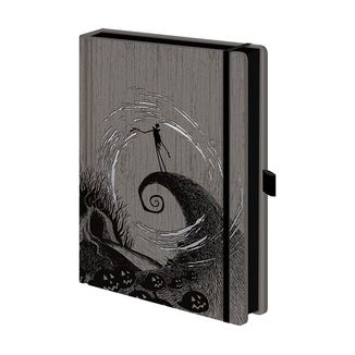 Jack Skellington Nightmare Before Christmas Notebook