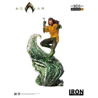 Estatua Aquaman BDS Art Scale