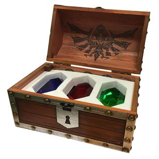 Rupee Chest The Legend of Zelda Paperweight