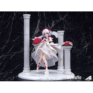 Figura Theresa Apocalypse Rosy Bridesmaid Honkai Impact 3rd