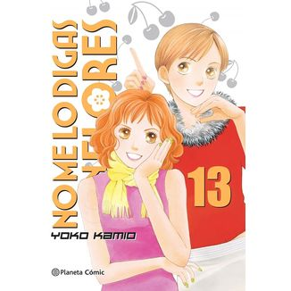 No me lo digas con Flores KANZENBAN #13 Manga Oficial Planeta Comic (Spanish)