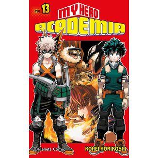 My Hero Academia #13 Manga Oficial Planeta Comic