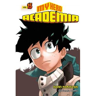 My Hero Academia #15 (spanish)