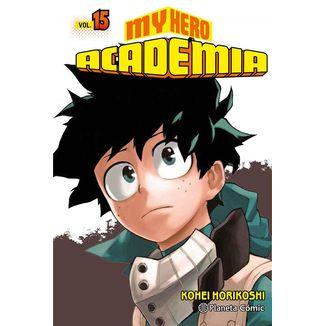 My Hero Academia #15 Manga Oficial Planeta Comic