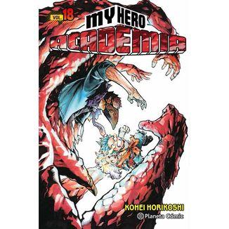 My Hero Academia #18 Manga Oficial Planeta Comic
