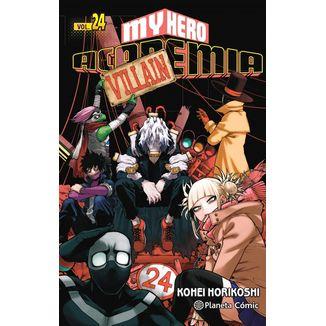 My Hero Academia #24 Manga Oficial Planeta Comic (spanish)