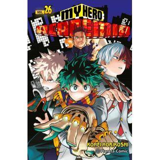 My Hero Academia #26 Manga Oficial Planeta Comic (spanish)