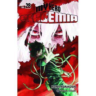 My Hero Academia #28 Manga Oficial Planeta Comic