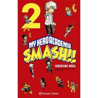 My Hero Academia Smash #02 Manga Oficial Planeta Comic (Spanish)