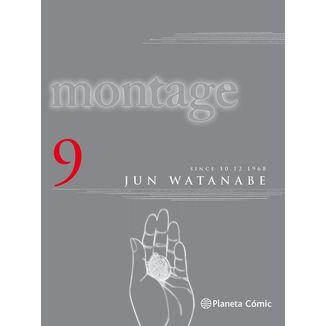Montage #09 Manga Oficial Planeta Comic (spanish)