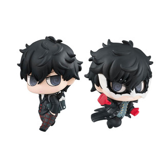 Figura Persona 5 The Animation Petit Chara Chimi Mega Kaitou Set