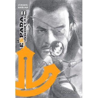 La Espada del Inmortal KANZENBAN #11 Manga Oficial Planeta Comic