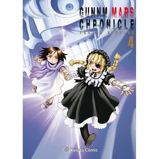 Gunnm Mars Chronicle #04