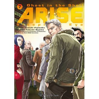 Ghost in the Shell Arise Sleepless Eye #07