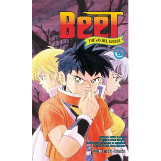 Beet the Vandel Buster #06 (Spanish)