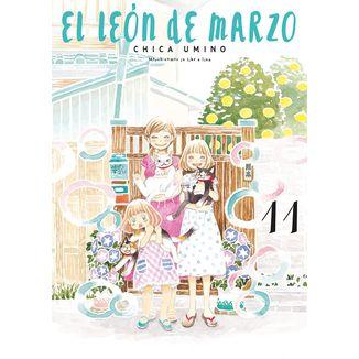 El León de Marzo #11 (Spanish) Manga Oficial ECC Ediciones