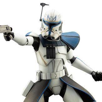 Figura Capitan Rex Star Wars The Clone Wars ARTFX