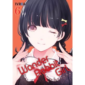 Wonder Rabbit Girl #06 Manga Oficial Ivrea (Spanish)