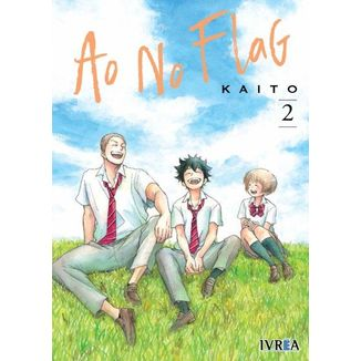 Ao no Flag #02 (spanish)