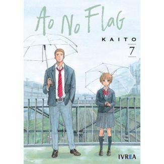 Ao no Flag #07 Manga Oficial Ivrea